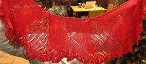 Timmie shawl
