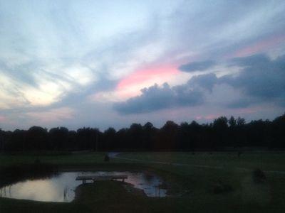 Sunset August 7
