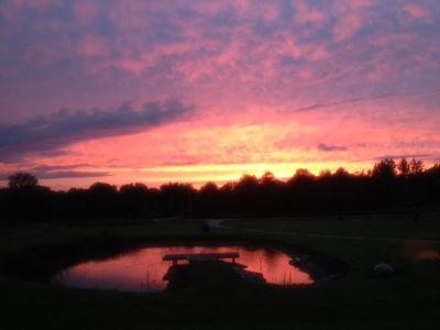 Sunset July 5