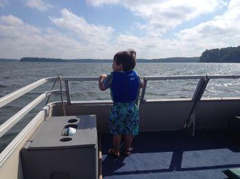 Landen on boat 7