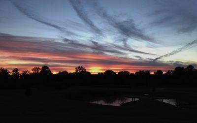 Sunset Sept 14