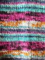 2014_05_11 - Handknit sock yarn