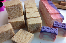 Soap - Lavender Lace and Roseberry