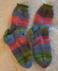 Miss B's Socks