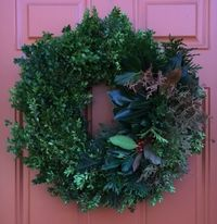 Wreath - garage 2
