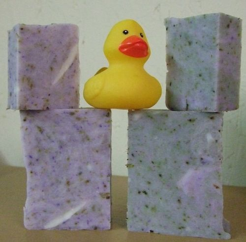 Love That Lavender and Lavender Mint soap.