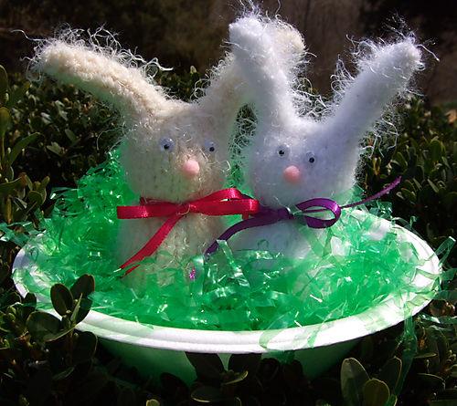 Cadbury rabbits.